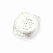 Nickel 200 (Ni200) Resistance Wire - 30 Feet